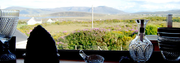 Achill Lodge View